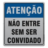 AL - 2011 - ATENÇÃO - Não entre sem ser convidado
