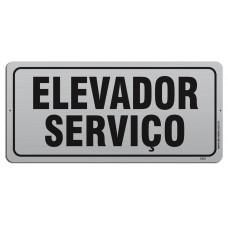 AL - 1019 - ELEVADOR DE SERVIÇO